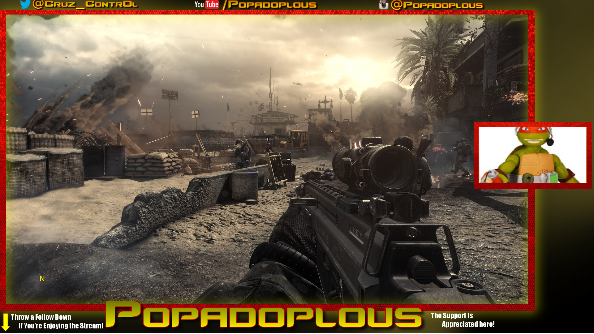 call of duty overlay2
