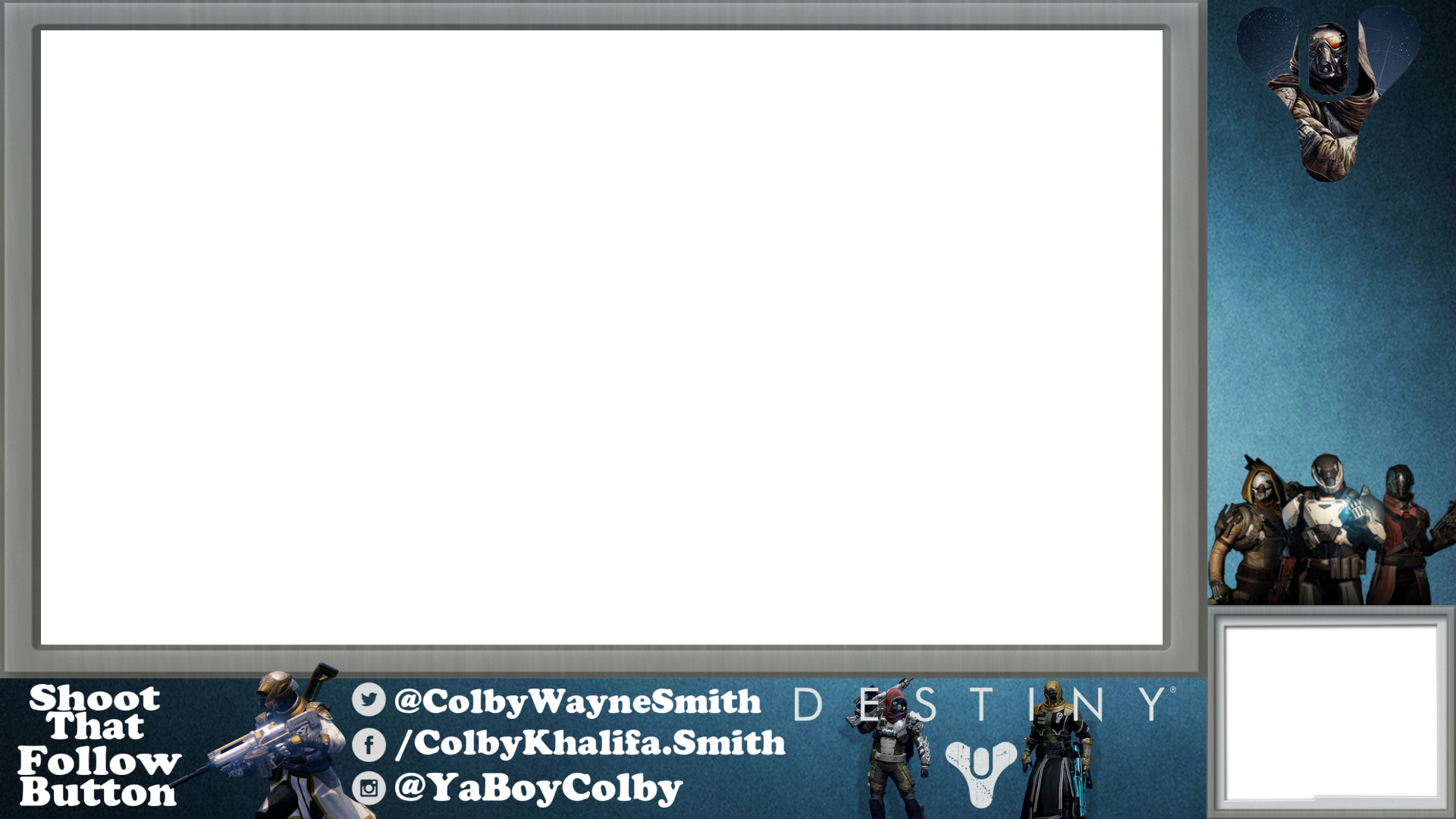 stream overlays for obs