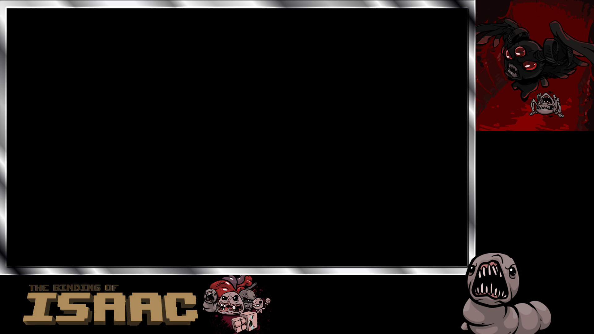 binding of isaac background twitch