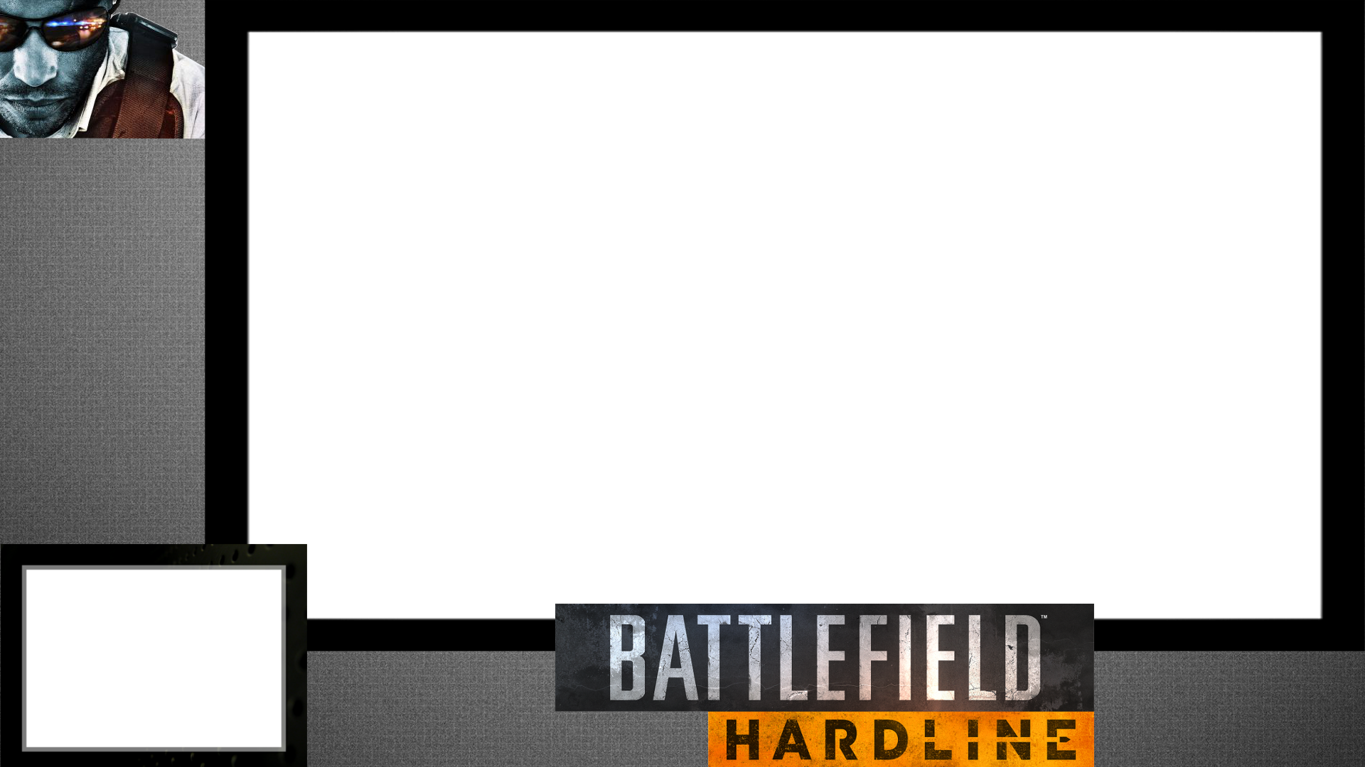 battle feild hardline twitch overlay