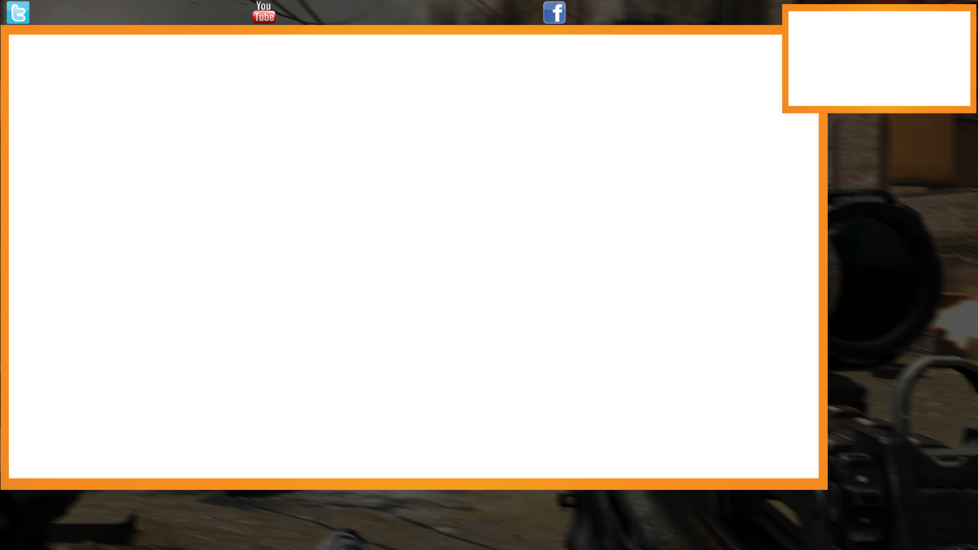 Black Ops 3 Twitch Overlay