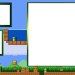 Mario Twitch Overlay For Retro Gaming